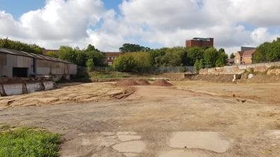 Image of Development Site, Lichfield Street, Stoke-on-trent