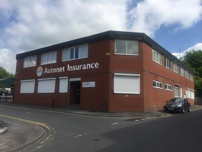 Image of Autonet Building, Hobson Street, Burslem, Stoke-on-trent, Staffordshire