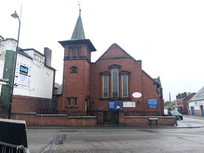 Image of Longport Methodist Church, Station Street / Scott Lidgett Road, Stoke-on-trent, Staffordshire