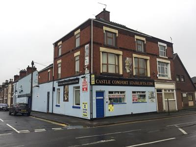 Image of 50-52 High Street, Newcastle, Staffordshire