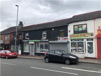 Image of 26-34 Hope Street, Hanley, Stoke-On-Trent, Staffordshire